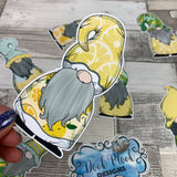 Lemon Gonk Diecut (Gnorman)