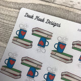 Reading stickers (DPD1012)