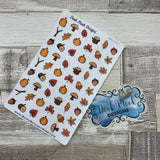 Autumn icon stickers (DPD1157)