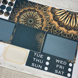 Arabian nights Passion Planner Week Kit (DPD1555)