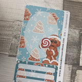 Erin Condren Month Note Pages (Gingerbread)