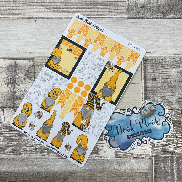 Bee Gonk functional stickers  (DPD1595)