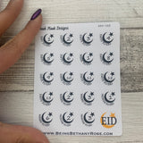 Countdown to Eid stickers (DPD368)