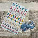 Sewing stickers (DPD352)