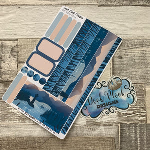 (0024) Passion Planner Daily stickers - Lighthouse