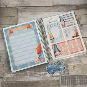 Erin Condren Month Note Pages (Yuletide)