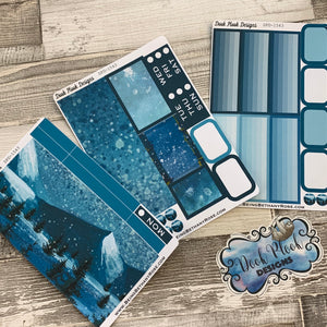 Blue Mountain Passion Planner Week Kit (DPD1543)