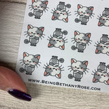 Grumpy Cat stickers  (DPD1606)