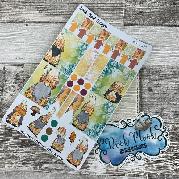 Autumn Gonk functional stickers  (DPD1828)