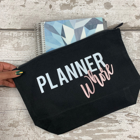 Planner Whore - Planner Pouch