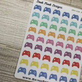 Computer Game controller stickers (DPD037)