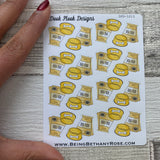 Dog food stickers (DPD1013)