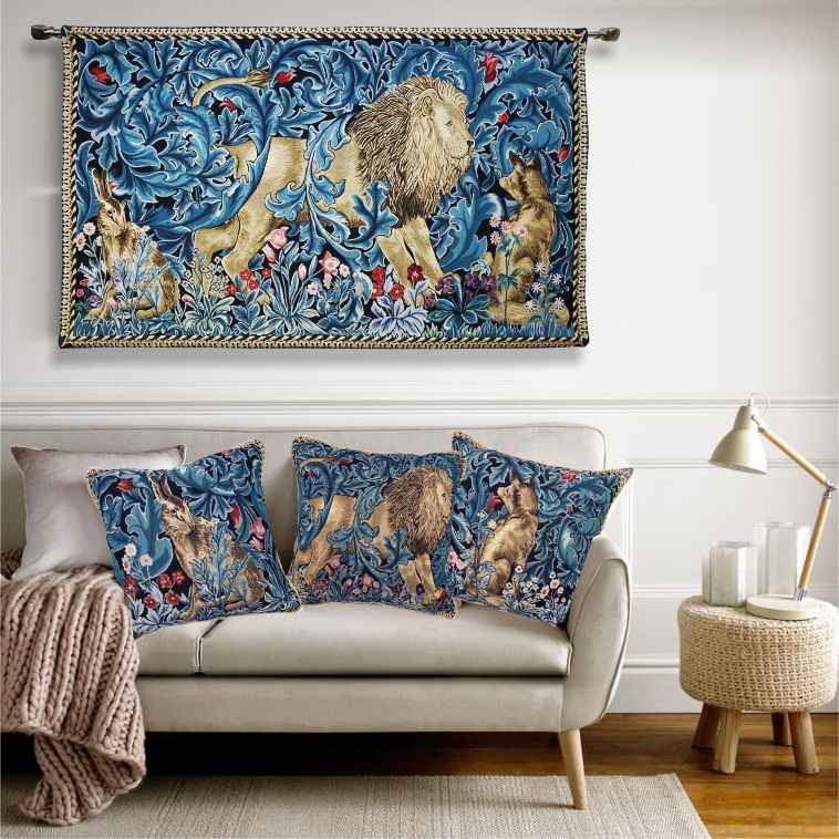 William Morris Art at Home - www.signareusa.com
