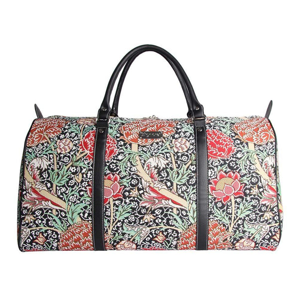 BHOLD-CRAY | William Morris The Cray Big Holdall/Duffel Bag - www.signareusa.com