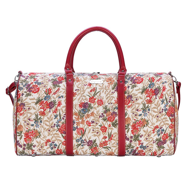 BHOLD-FLMD | Flower Meadow Big Holdall/Duffel Bag - www.signareusa.com