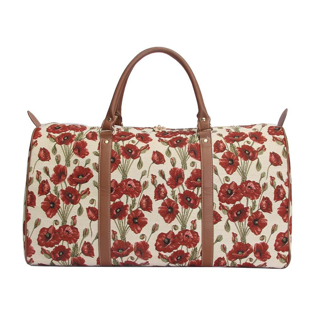 BHOLD-POP | Poppy Big Holdall/Duffel Bag - www.signareusa.com