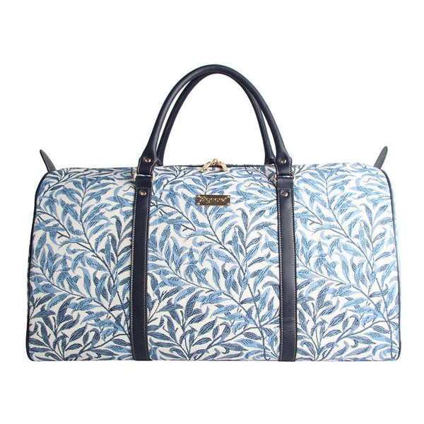 BHOLD-WIOW | William Morris Willow Bough Big Holdall/Duffel Bag - www.signareusa.com