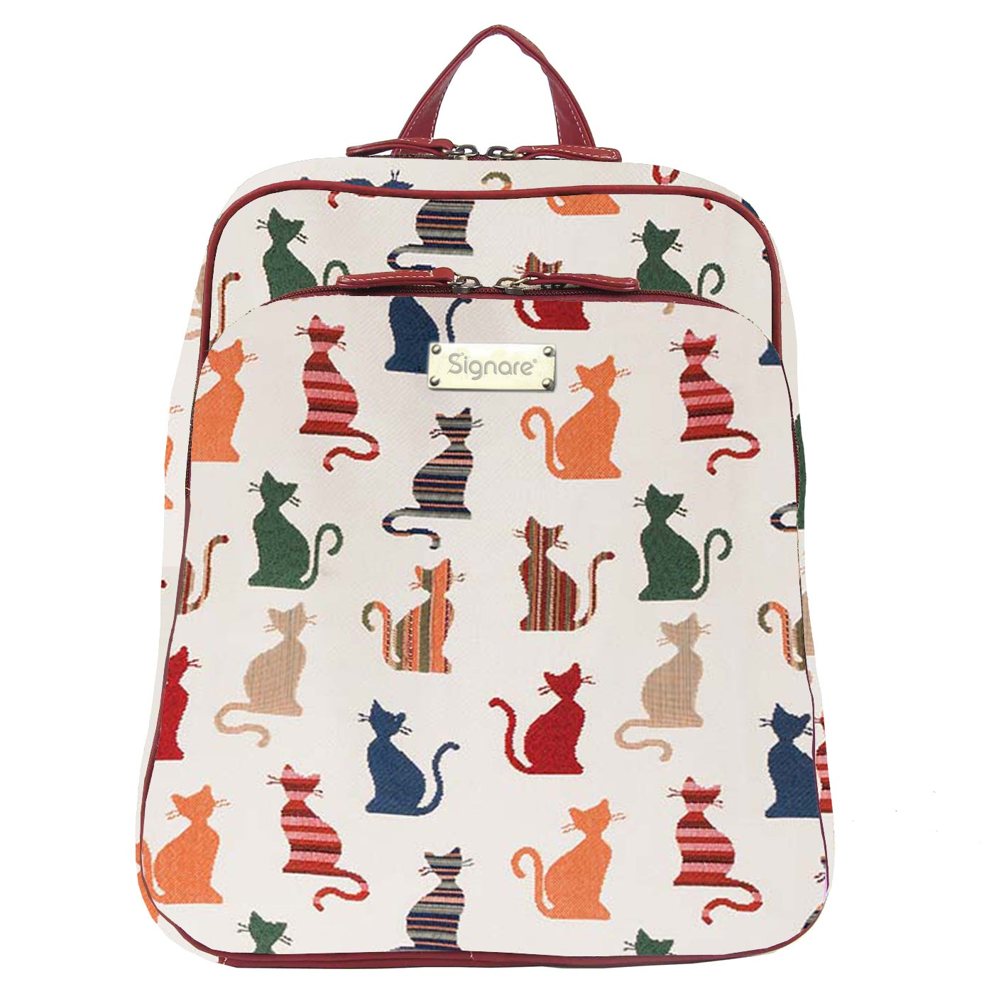 BKPK-CHEKY | Cheeky Cat Backpack - www.signareusa.com