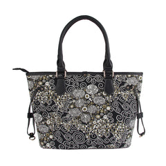 TOTE-KISS | GUSTAV KLIMT THE KISS TOTE BAG SHOULDER HANDBAG - www.signareusa.com