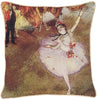 CCOV-ART-ED-BLR-1 | Edgar Degas Ballerina Pillowcase/CUSHION COVER 18X18 INCH - www.signareusa.com