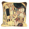 CCOV-ART-KLIMT-4 | Gustav Klimt Tree of Life Gold Pillowcase/CUSHION COVER | DECORATIVE DESIGN FASHION HOME PILLOW 18X18 INCH - www.signareusa.com