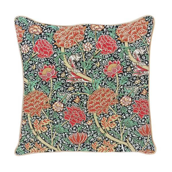 CCOV-CRAY | WILLIAM MORRIS THE CRAY PILLOWCASE/CUSHION COVER | DECORATIVE DESIGN FASHION HOME PILLOW 18X18 INCH - www.signareusa.com