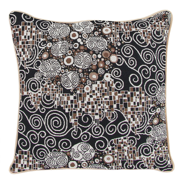 CCOV-KISS | GUSTAV KLIMT THE KISS PILLOWCASE/CUSHION COVER | DECORATIVE DESIGN FASHION HOME PILLOW 18X18 INCH - www.signareusa.com