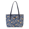 COLL-AUST | Jane Austen Blue College/Shoulder Tote Bag - www.signareusa.com