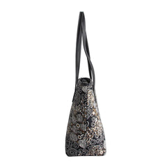 COLL-KISS | Gustav Klimt The Kiss College/Shoulder Tote Bag - www.signareusa.com