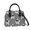 CONV-FREN | French Bulldog Convertible Top Handle Purse Handbag - www.signareusa.com