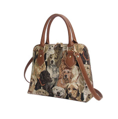 CONV-LAB | Labrador Convertible Top Handle Purse Handbag - www.signareusa.com