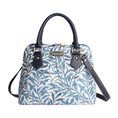 CONV-WIOW | William Morris Willow Bough Convertible Top Handle Purse Handbag - www.signareusa.com