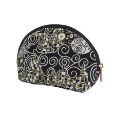COSM-KISS | Gustav Klimt The Kiss Cosmetic Make Up Bag - www.signareusa.com