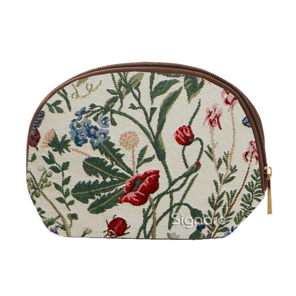 COSM-MGD | Morning Garden Cosmetic Make Up Bag - www.signareusa.com