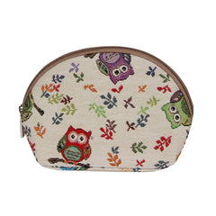 COSM-OWL | Owl Cosmetic Make Up Bag - www.signareusa.com