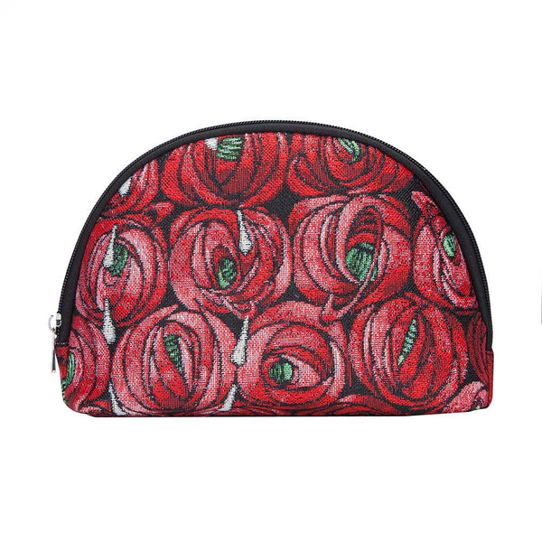 COSM-RMTD | Mackintosh Rose and Teardrop Cosmetic Make Up Bag - www.signareusa.com