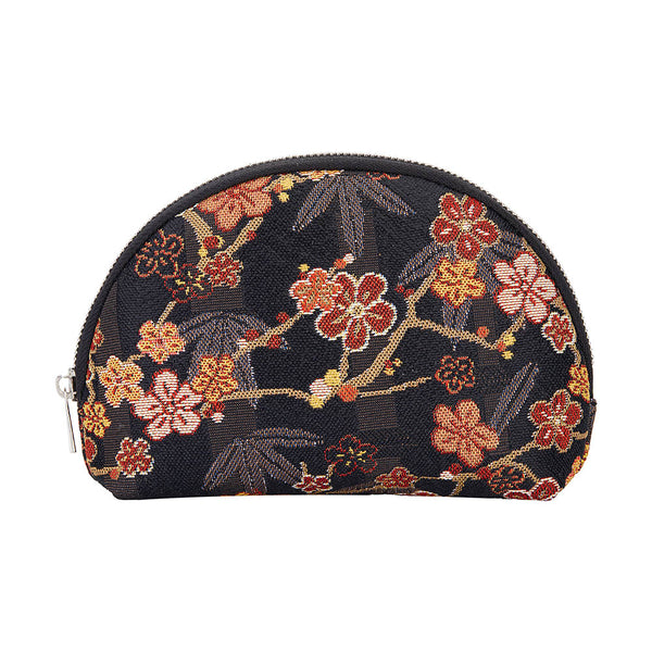 COSM-SAKURA | Ume Sakura Cosmetic Make Up Bag - www.signareusa.com
