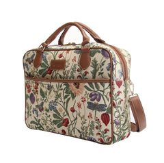 CPU-MGD | Morning Garden Computer Laptop Bag Case 15.6