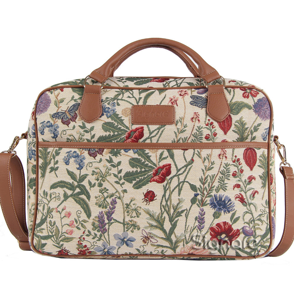 "CPU-MGD | Morning Garden Computer Laptop Bag Case 15.6"" - www.signareusa.com"