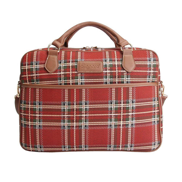"CPU-RSTT | Royal Stewart Tartan Computer Laptop Bag Case 15.6"" - www.signareusa.com"