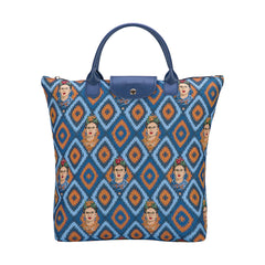 FDAW-FKICON | Frida Kahlo FOLDAWAY GROCERY BAG