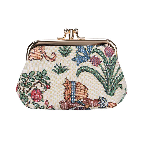 FRMP-ALICE | CHARLES VOYSEY ALICE IN WONDERLAND CHANGE CLASP PURSE WALLET