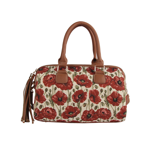POPPY TASSEL BAG CROSSBODY HANDBAG - www.signareusa.com