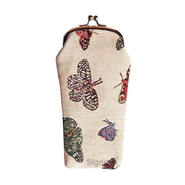 GPCH-BUTT | BUTTERFLY GLASSES SUNGLASSES POUCH CASE - www.signareusa.com