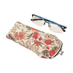 GPCH-FLMD | FLOWER MEADOW GLASSES SUNGLASSES POUCH CASE - www.signareusa.com