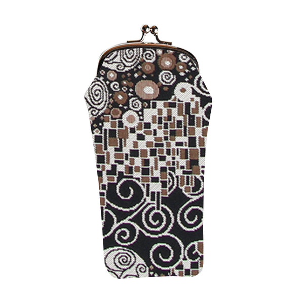 GPCH-KISS | GUSTAV KLIMT THE KISS GLASSES SUNGLASSES POUCH CASE - www.signareusa.com