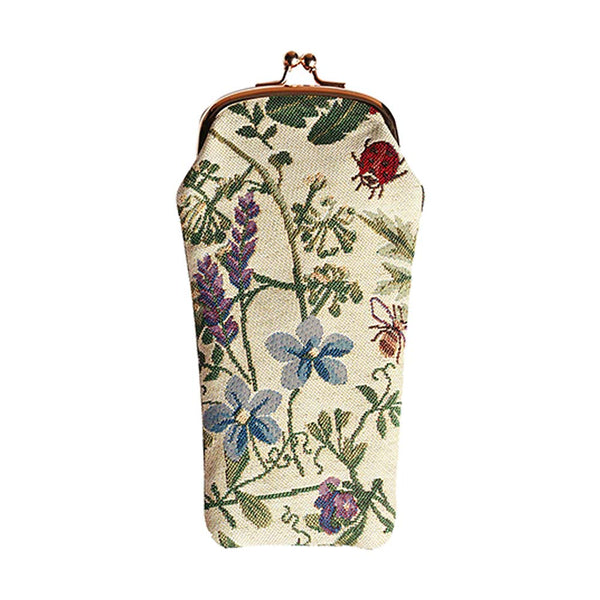 GPCH-MGD | MORNING GARDEN GLASSES SUNGLASSES POUCH CASE - www.signareusa.com