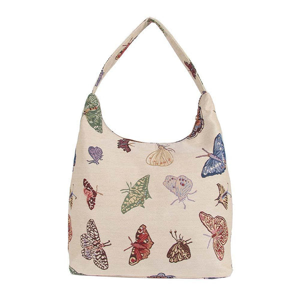 HOBO-BUTT | BUTTERFLY HOBO HANDBAG SHOULDER BAG - www.signareusa.com