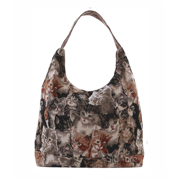 HOBO-CAT | CAT HOBO HANDBAG SHOULDER BAG - www.signareusa.com