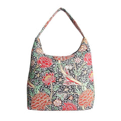 HOBO-CRAY | WILLIAM MORRIS THE CRAY HOBO HANDBAG SHOULDER BAG - www.signareusa.com